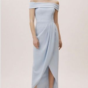 BHLDN Thompson Dress : Size 10 : Light Blue
